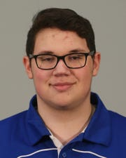 Fabian Rivera is a member of the All Greater Rochester team for winter sports 2019, Monday March 25, 2019.