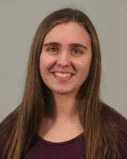 Kari Ayers is a member of the All Greater Rochester team for winter sports 2019, Monday March 25, 2019.