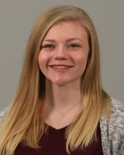 Cassidy Potter is a member of the All Greater Rochester team for winter sports 2019, Monday March 25, 2019.