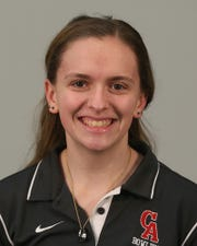 Paige Barkley is a member of the All Greater Rochester team for winter sports 2019, Monday March 25, 2019.