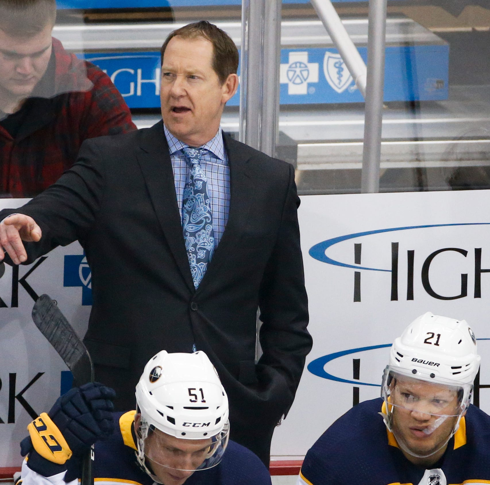 Roth: Botterill lucky he's got second shot at ending Sabres' coaching carousel