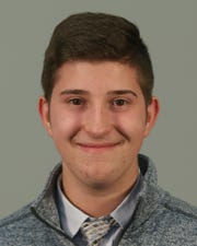 Stefano Cittadino is a member of the All Greater Rochester team for winter sports 2019, Monday March 25, 2019.