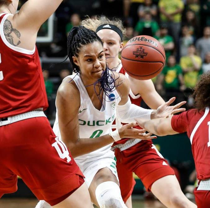 Can the Portland crowd help Oregon Ducks women reach NCAA Final Four?