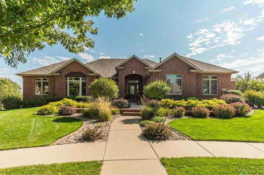 This six-bedroom, six-bath home at 504 S. Horizon Circle in Sioux Falls sold for $860,000, topping the Sioux Falls home sales report for the week of Feb. 4.