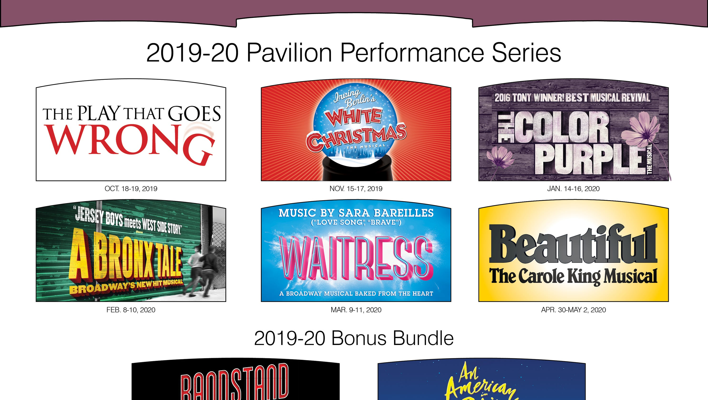 Best Comedy Shows 2020 Washington Pavilion bringing musicals, comedy to 2019 20 lineup of