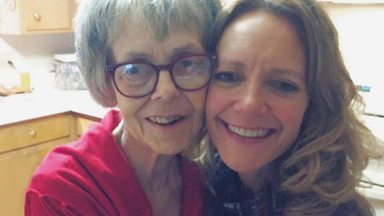 """The family didn't realize until her diagnosis that Kayleen had never had a colonoscopy. """"We just assumed she had it done,"""" Pellman said. """"She was showing symptoms in her late 60s, but we didn't attribute it to anything until she had more concerning symptoms."""""""