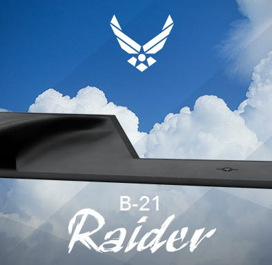 Air Force selects Ellsworth as first base for next-generation bomber