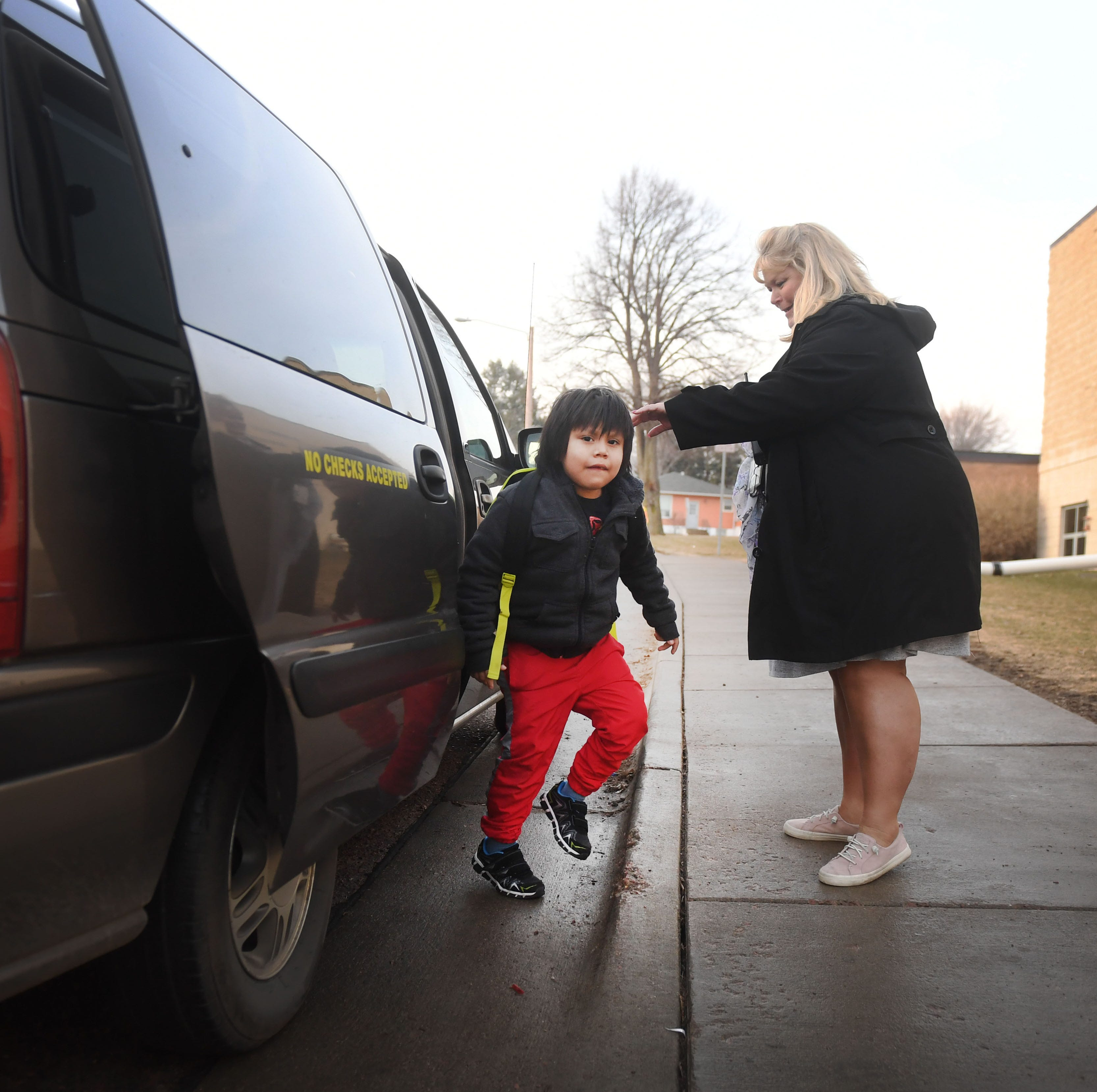 How churches help provide consistency for Sioux Falls students who move around often