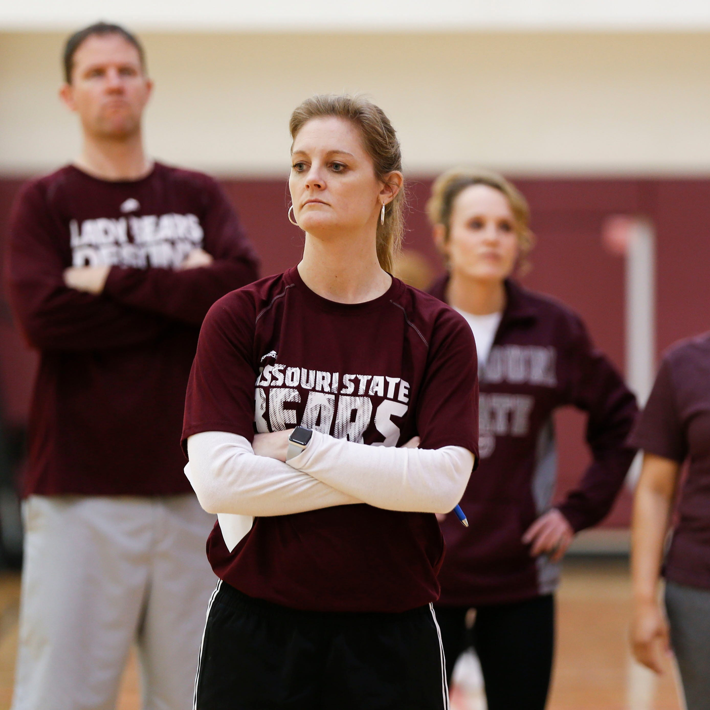 What's going on with MSU Lady Bears coach Kellie Harper and the open Lady Vols job?