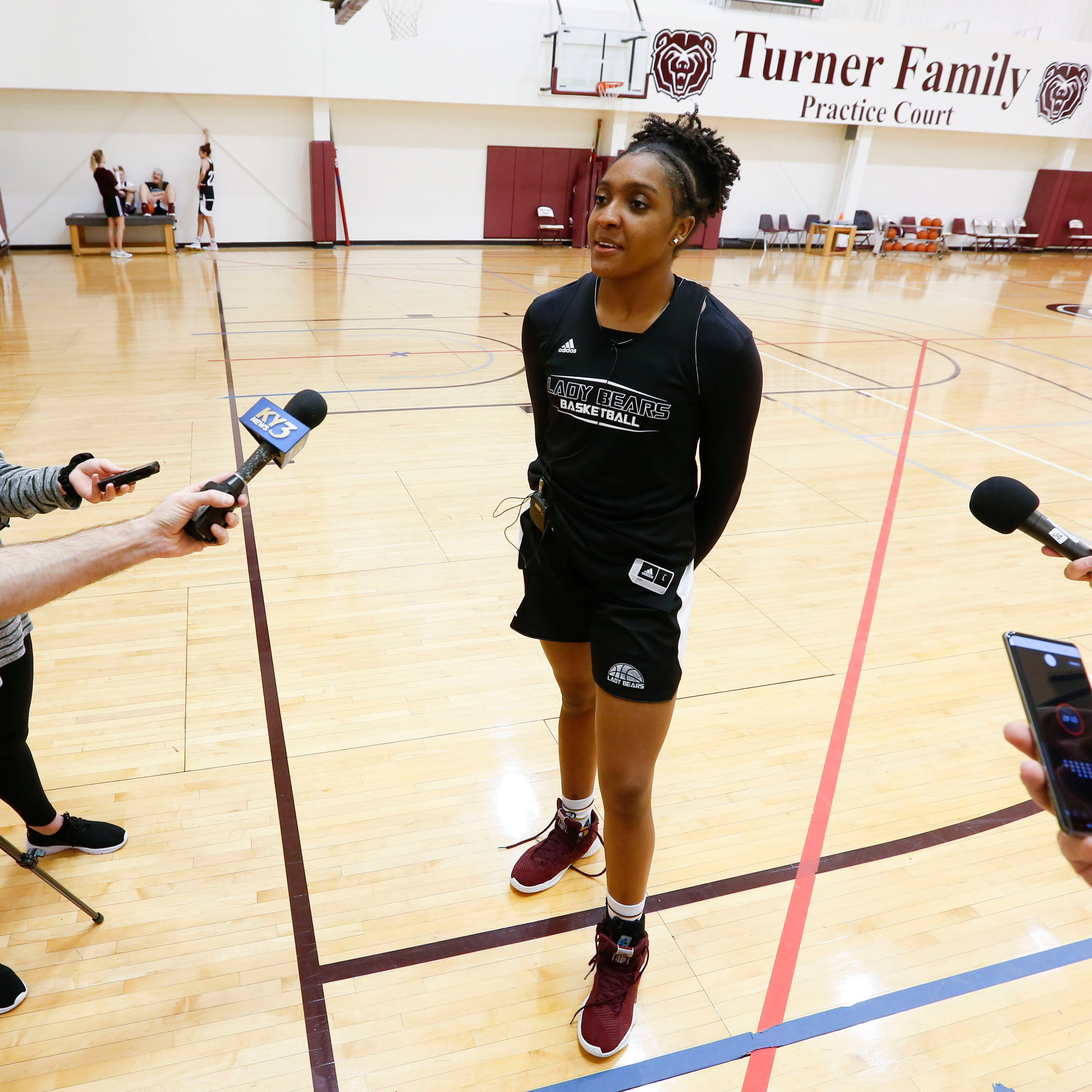 NCAA Tournament: Jasmine Franklin has an opportunity to be one of the MSU Lady Bear greats