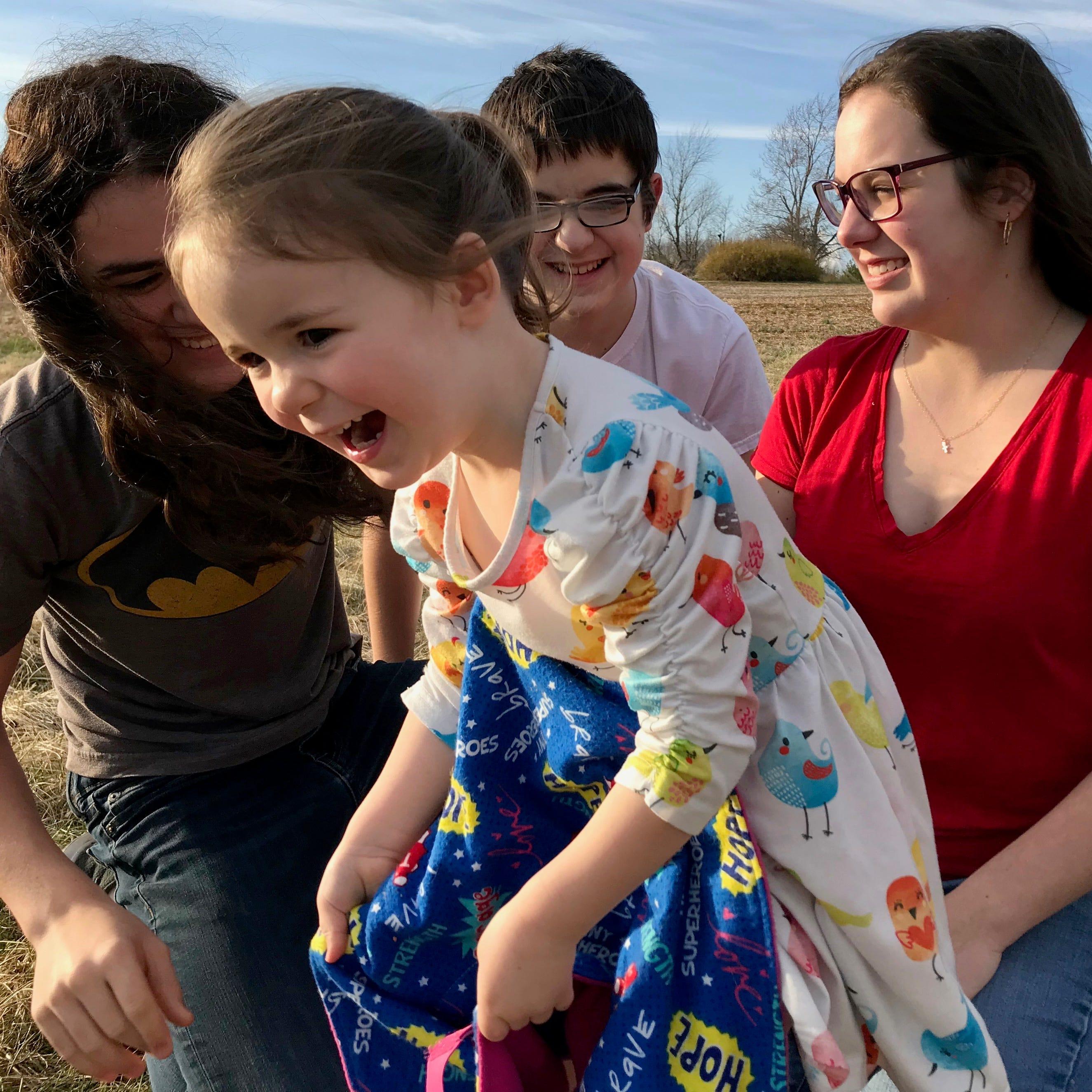 $37,000 shot keeps Waynesboro girl with rare juvenile arthritis alive
