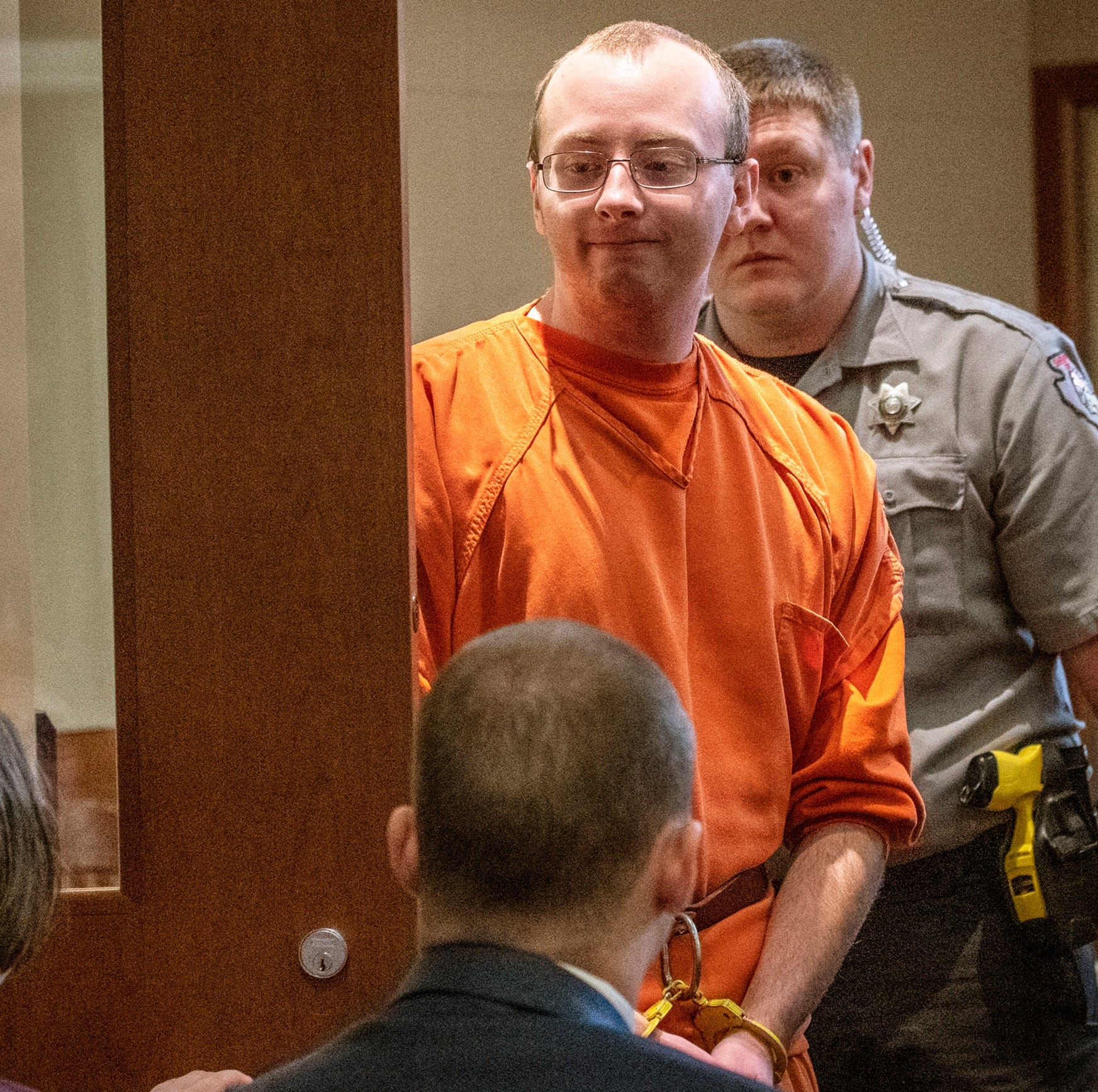 Jayme Closs abductor pleads guilty to kidnapping her, killing her parents