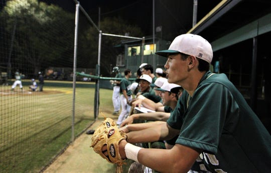 Lincoln beat Godby 21-0 on Tuesday, March 26, 2019.