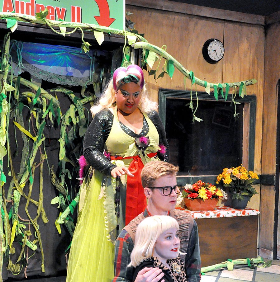 Young Actors Theatre puts on 'Little Shop of Horrors' — with a twist