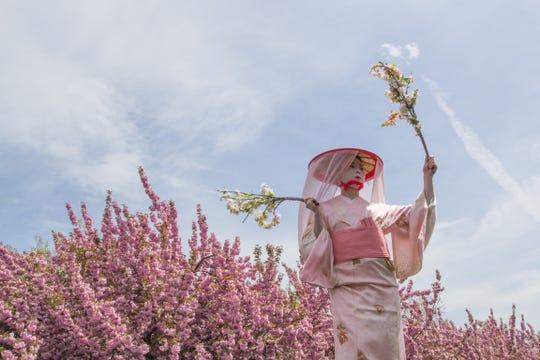 Dancejapan at Brooklyn Botanic Garnden's Sakura Matsuri Festival.