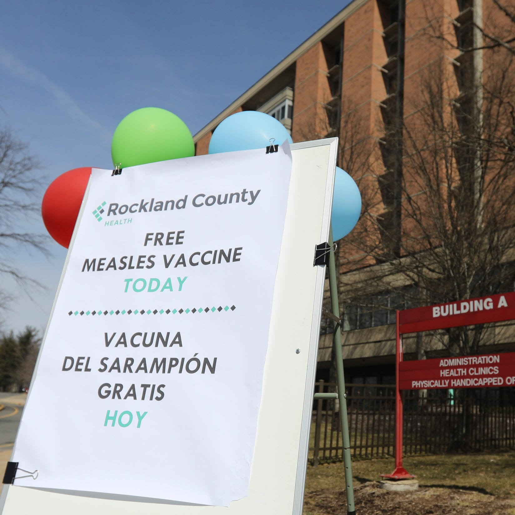 Measles confirmed in unvaccinated Westchester County children as Rockland outbreak spreads
