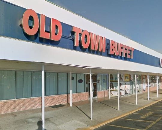 Old Town Buffet was closed by the health department on March 19 and allowed to reopen on March 21.