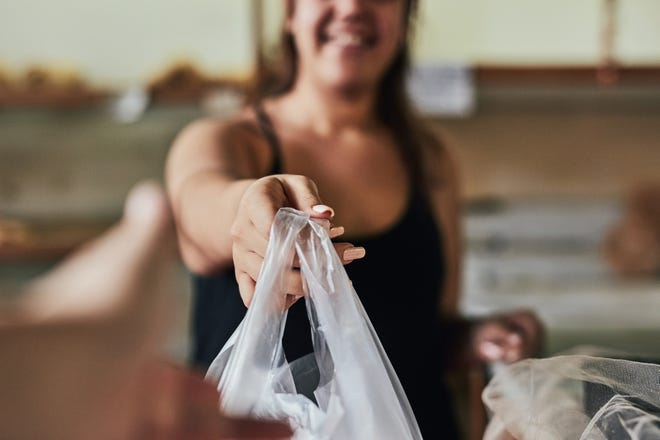 Some plastic bag bans are suddenly being reversed during the coronavirus epidemic.