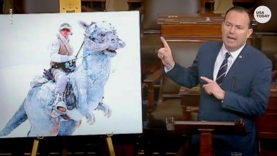 Senator bashes Green New Deal