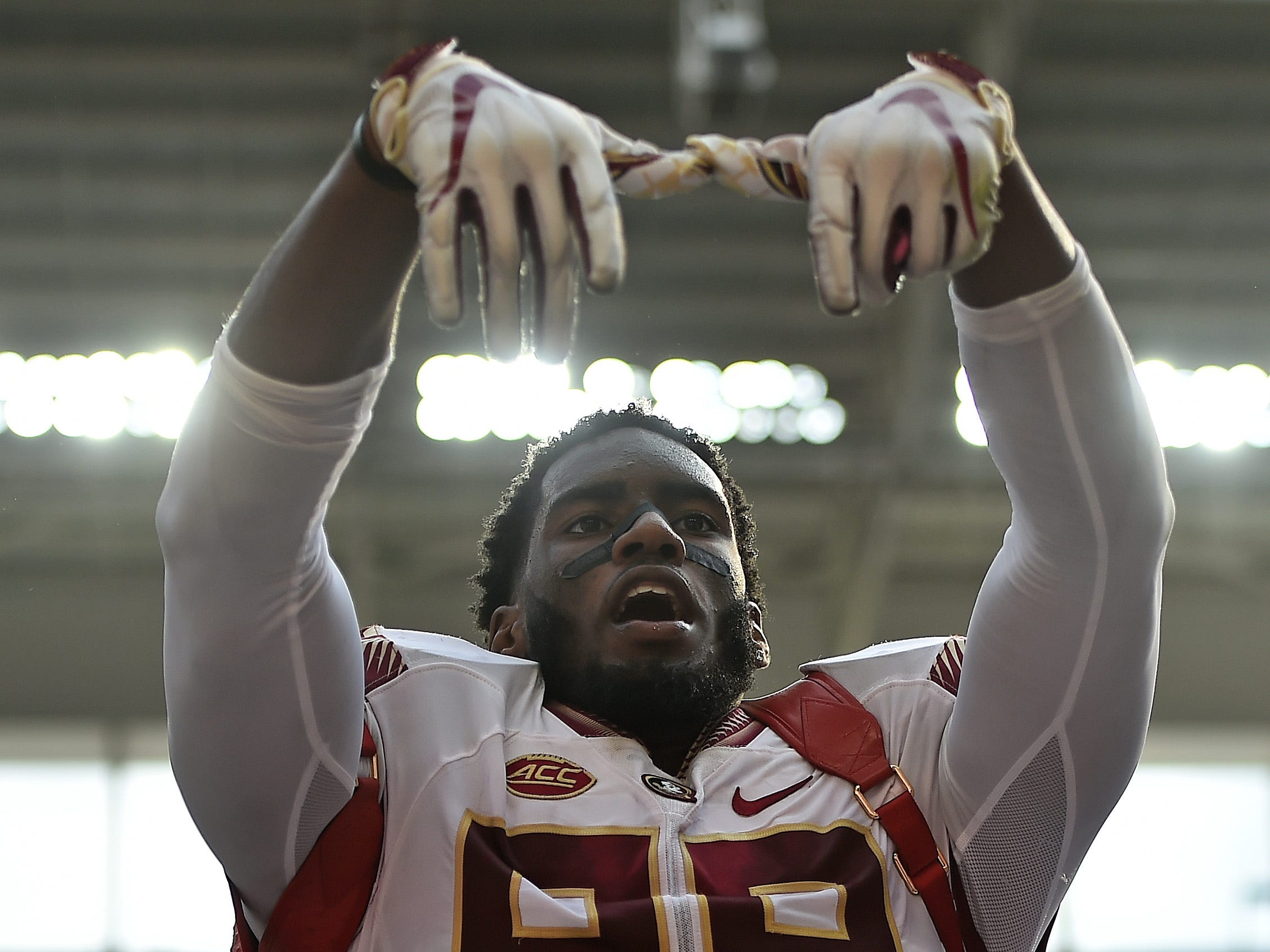 16. Panthers - Brian Burns, DE, Florida State