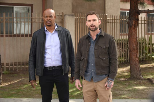 """Lethal Weapon"" (Fox, three seasons) with Damon Wayans and Seann William Scott"