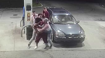 A group of four young men out celebrating suddenly found themselves fighting for their lives in a robbery attempt in Florida. The men were two sets of brothers who are cousins.