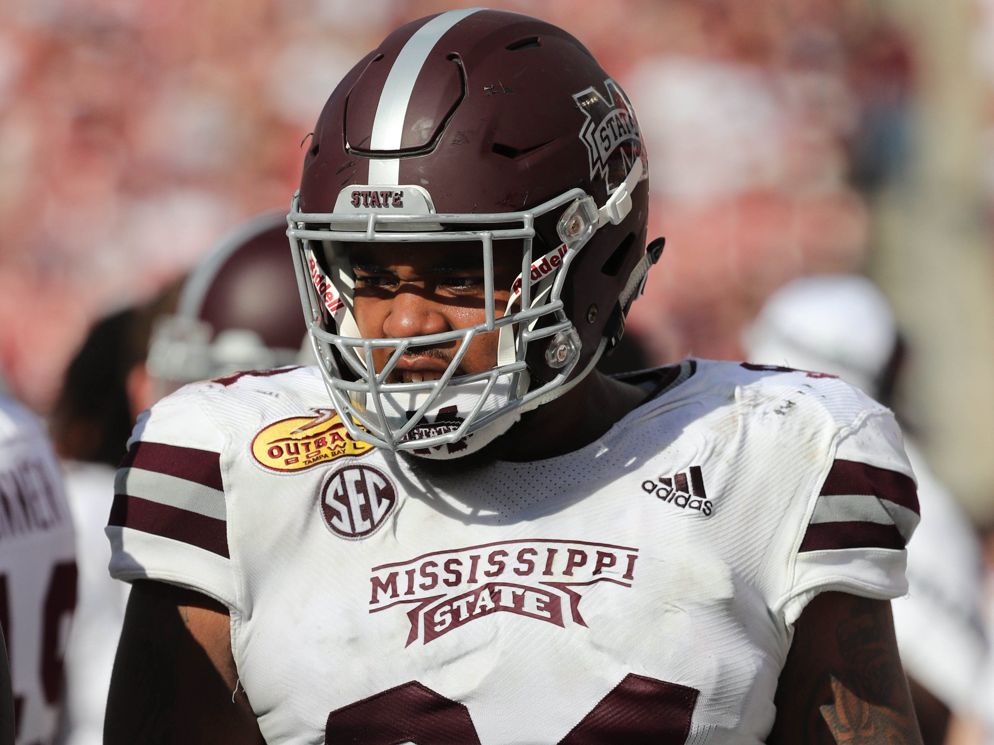 21. Seahawks - Jeffery Simmons, DT, Mississippi State