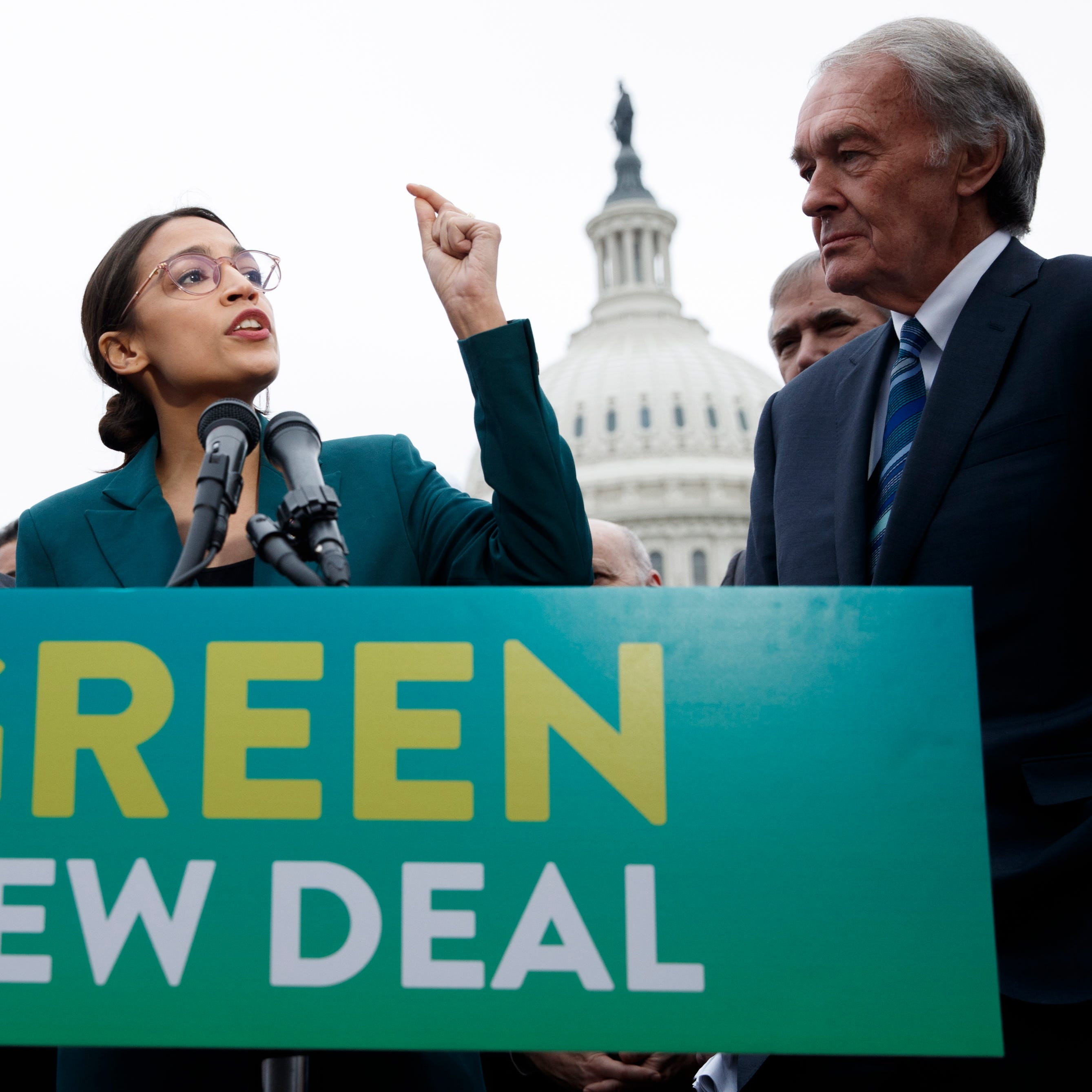 Opinion: Green New Deal a starting point for addressing climate change