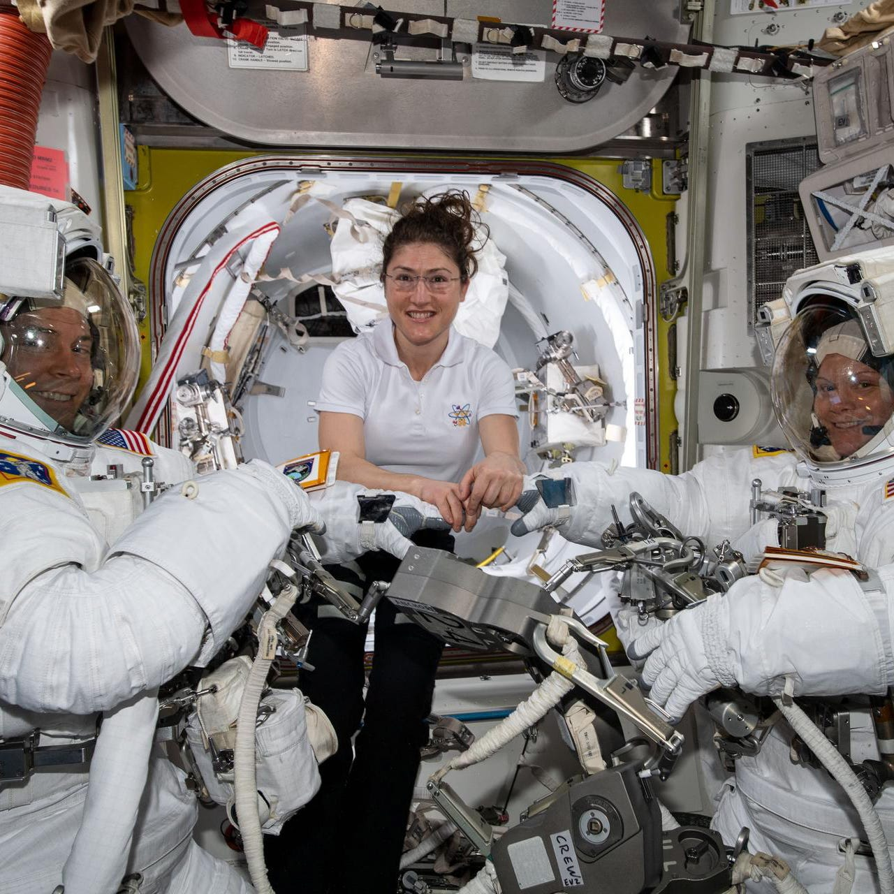 NASA's spacesuit issue is all too familiar for working women