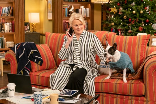 """CBS canceled its """"Murphy Brown"""" revival, starring Candice Bergen, after one season."""
