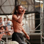 Ranking Roger, pictured in concert in 1995, has died.