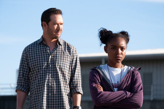 """The Passage,"" starring Mark-Paul Gosselaar and Saniyya Sidney, is hoping for a second season on Fox."