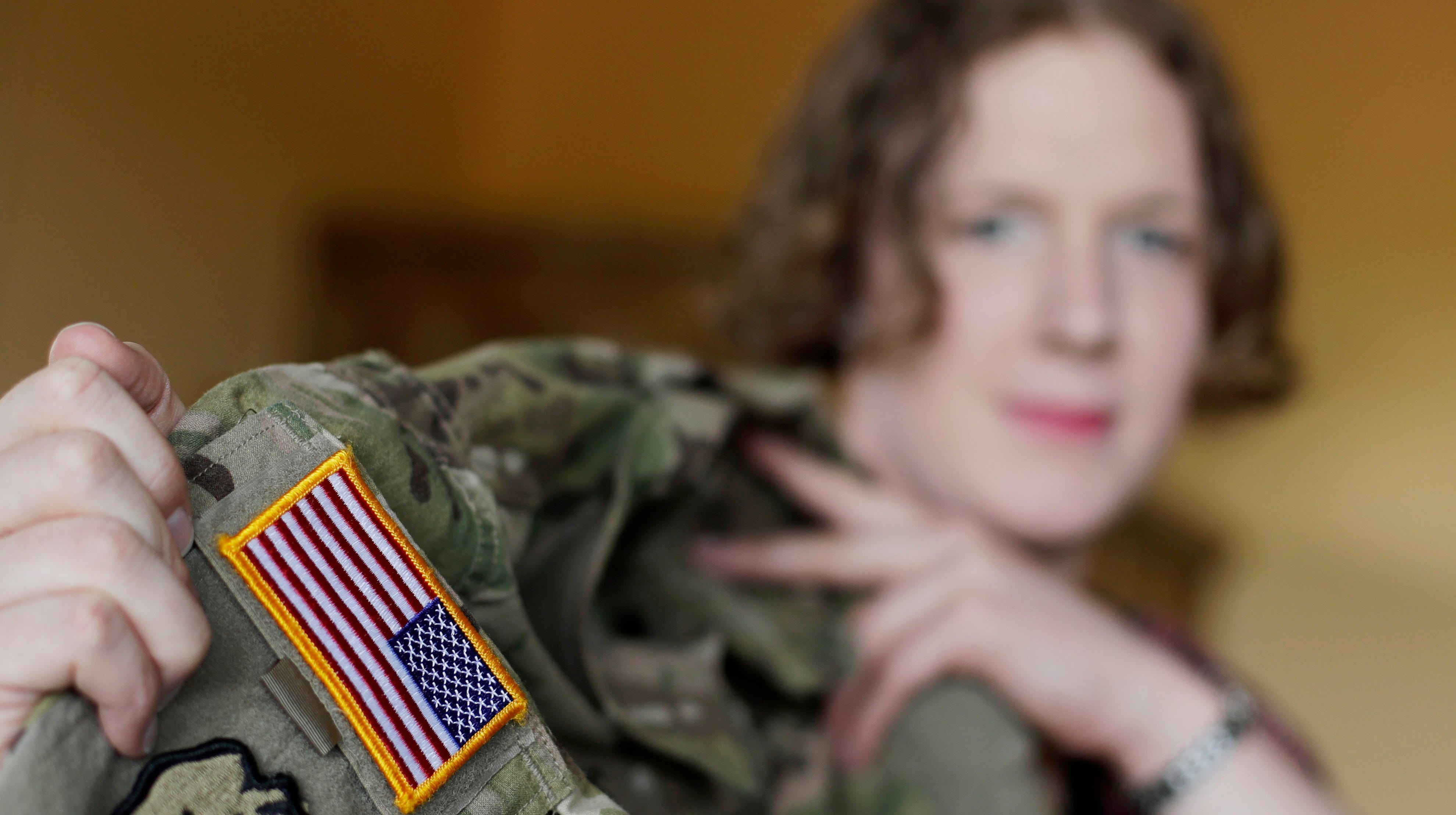 Pentagon transgender troop policy takes effect, what to know