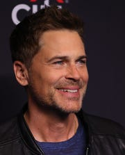 "Actor Rob Lowe attends the PaleyFest LA ""Parks and Recreation"" 10th Anniversary Reunion held on March 21, 2019 in Los Angeles."