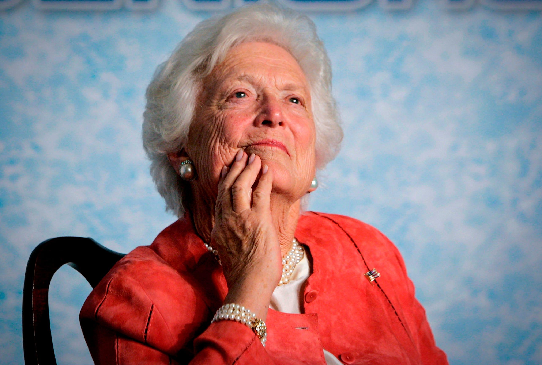 'She's dead and he's president': Roger Stone berates Barbara Bush over criticism of Trump