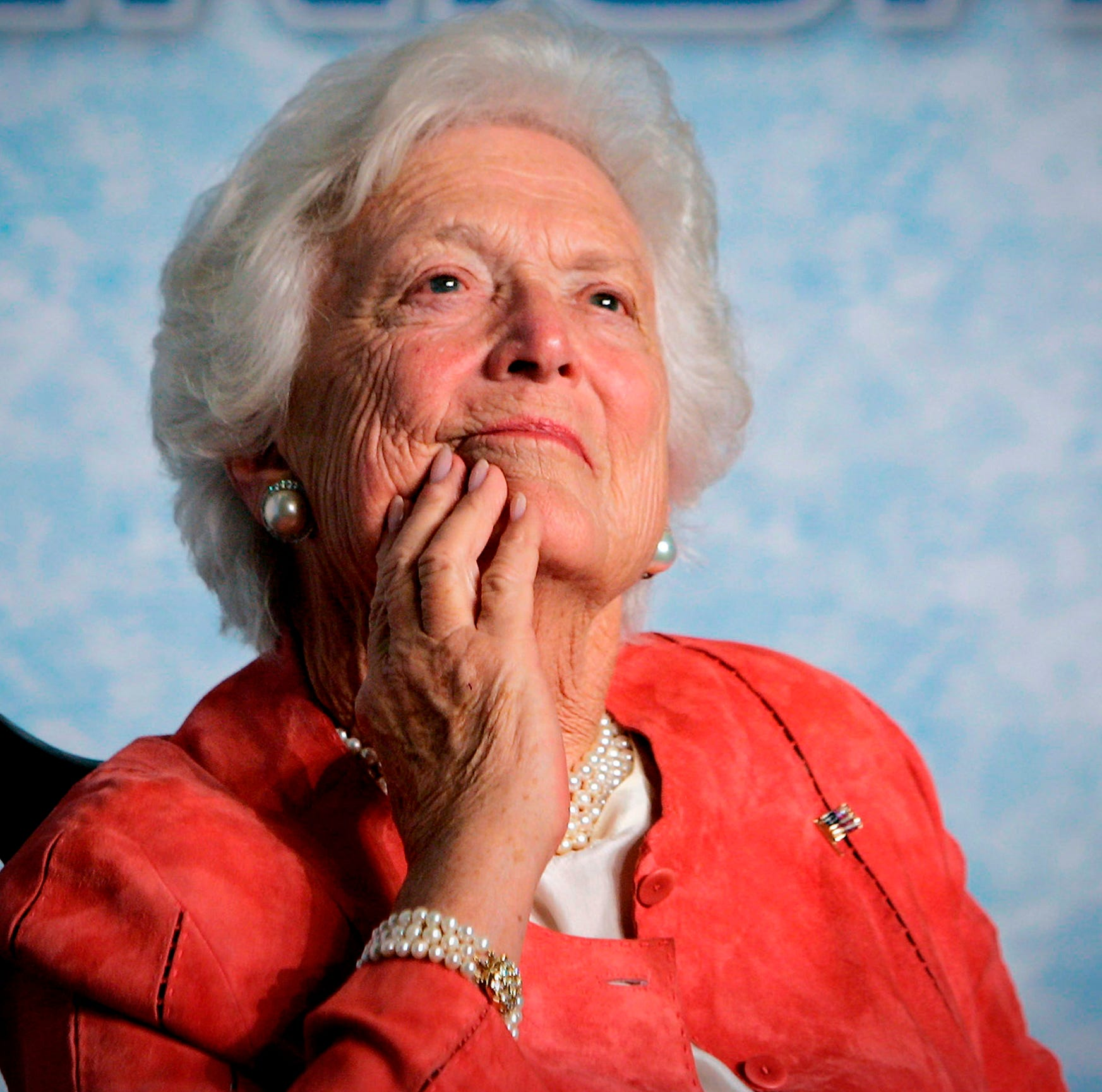 'Look what I did to her sons.' Trump fires back at Barbara Bush remarks in new biography