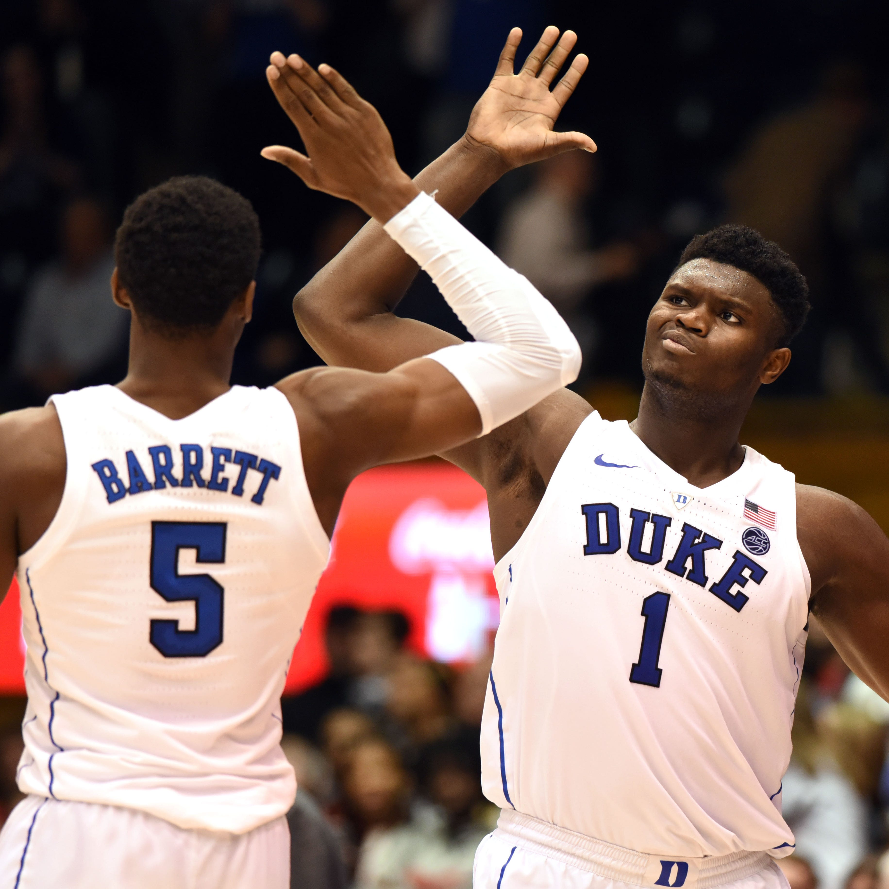 Game on! It's Michigan State vs. Duke, Zion Williamson in Elite Eight