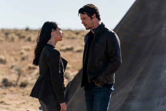 "RENEWED: ""Roswell, New Mexico"" (CW, one season) with Jeanine Mason and Nathan Dean Parsons"