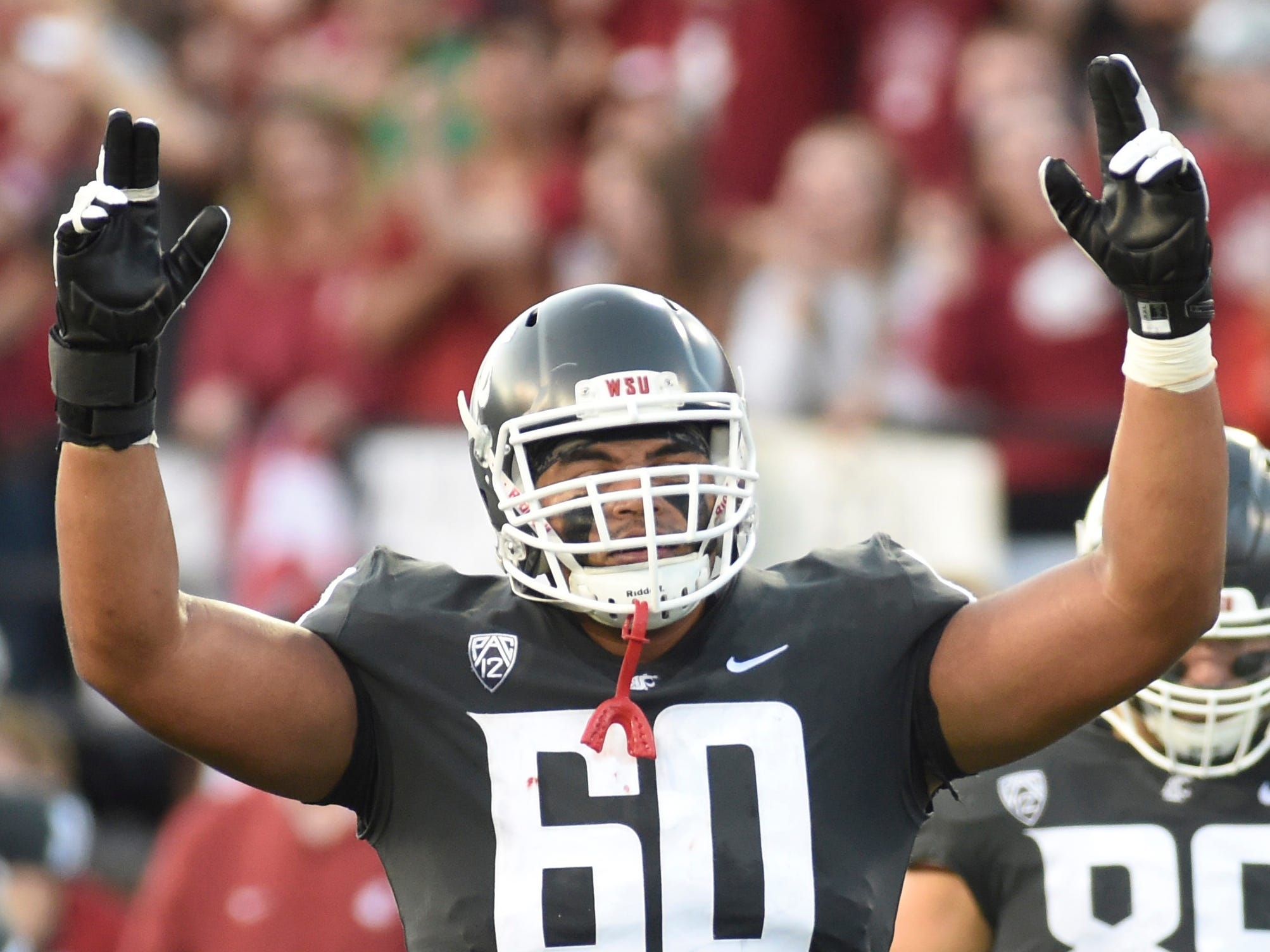 18. Vikings - Andre Dillard, OT, Washington State