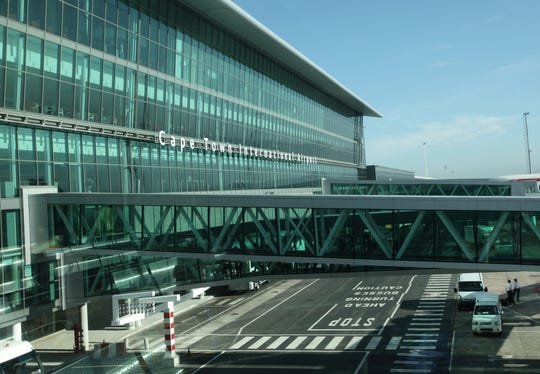 No. 22: Cape Town International Airport, South Africa.