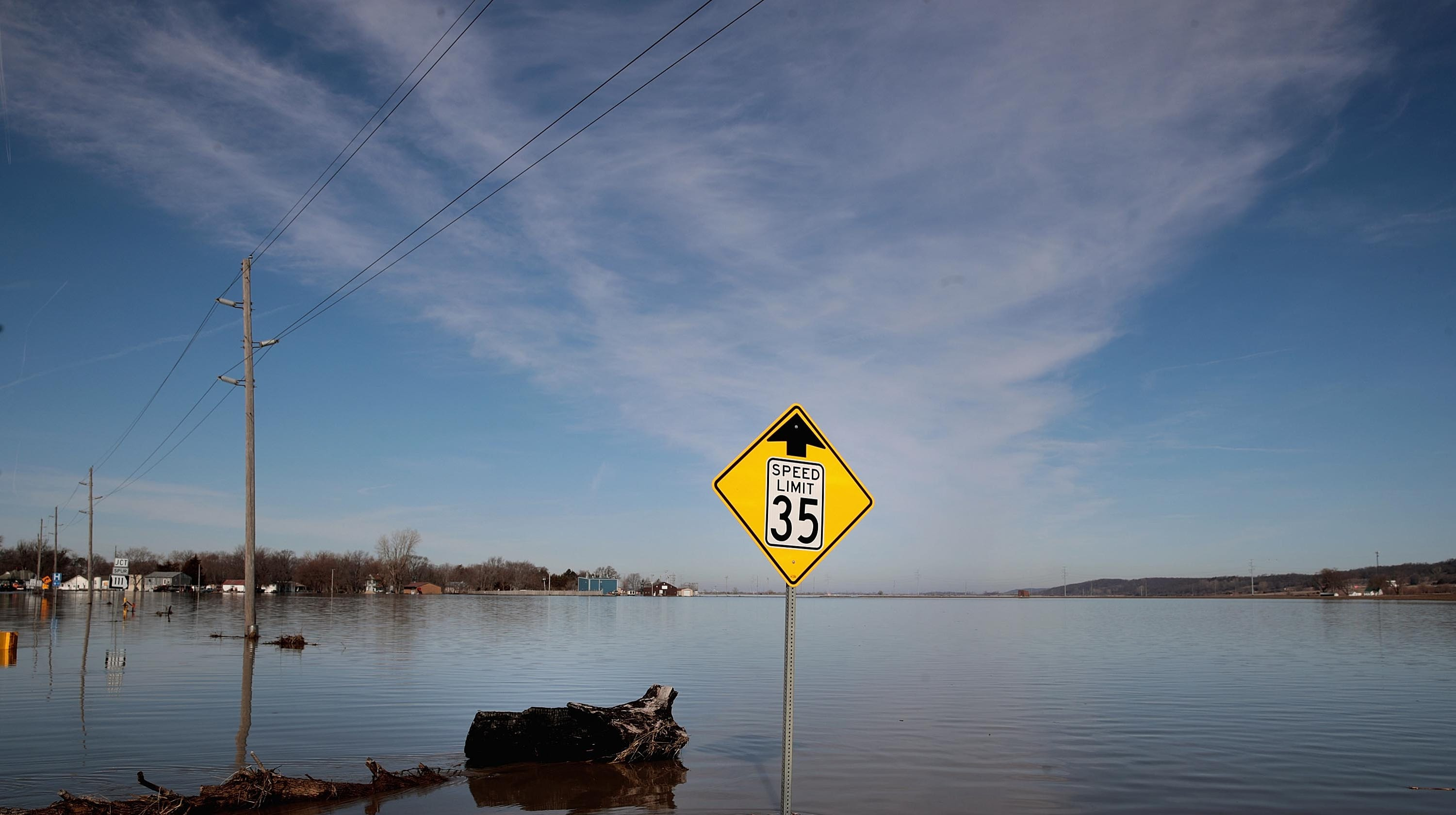 Midwest flooding: Farms, Superfund sites remain underwater