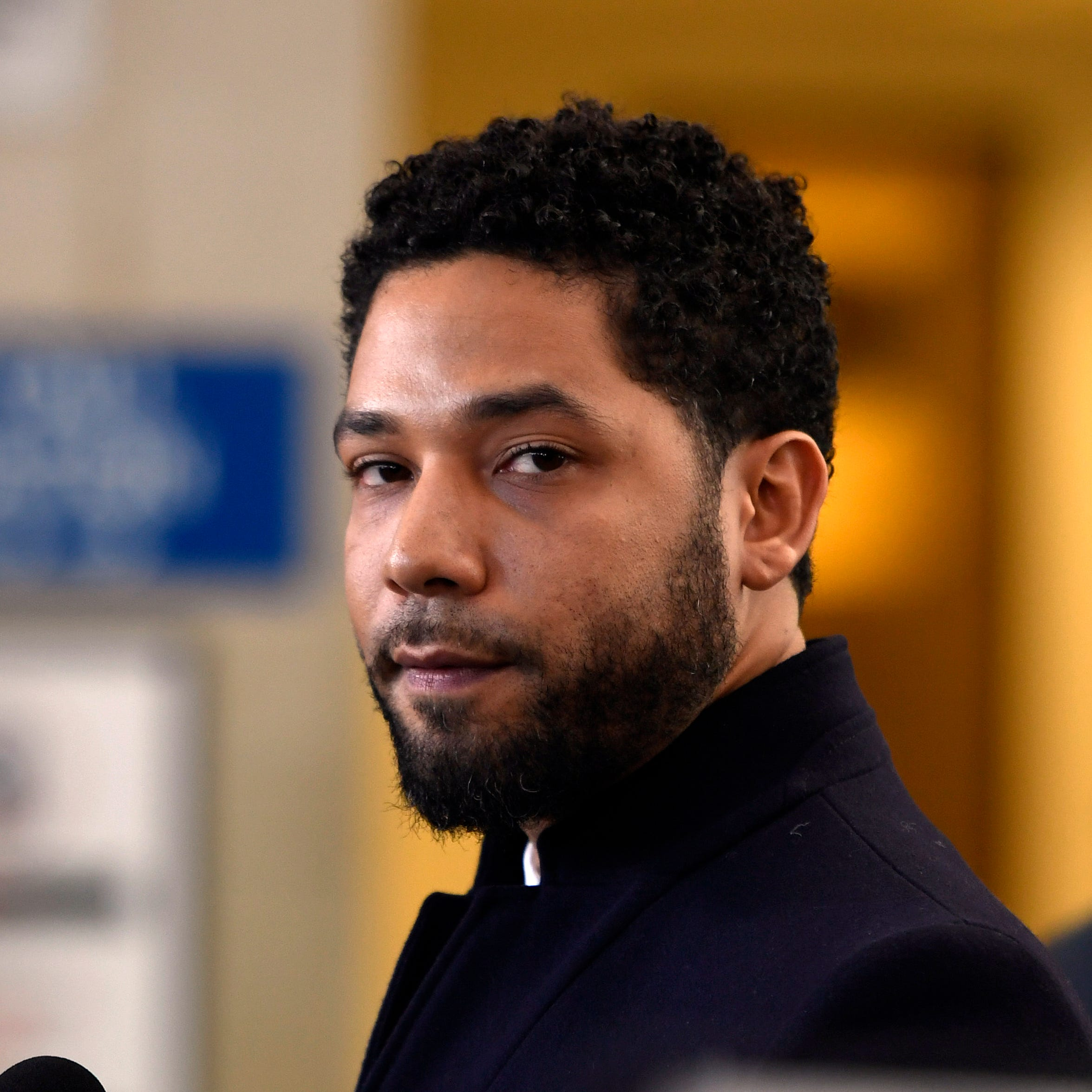 Jussie Smollett skips NAACP Awards, Chris Rock takes aim
