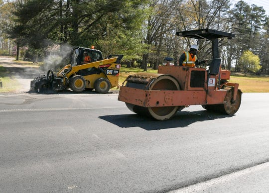 Linden is receiving $544K in a state grant for road repairs