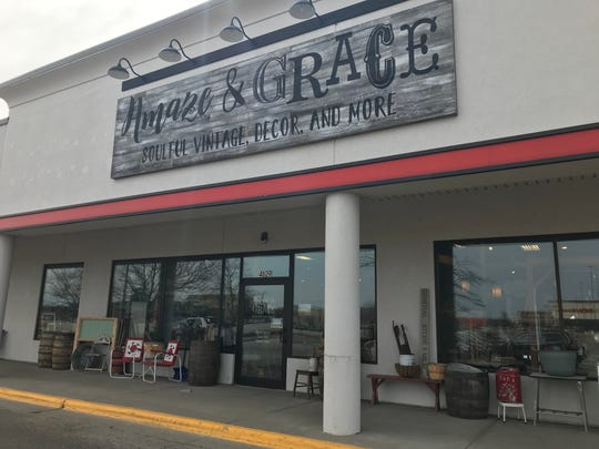 Amaze & Grace will move in Grand Chute.