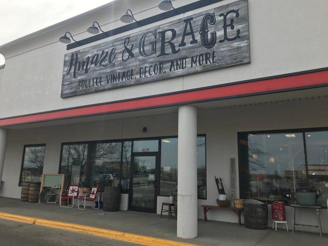Amaze & Grace will move in Grand Chute.