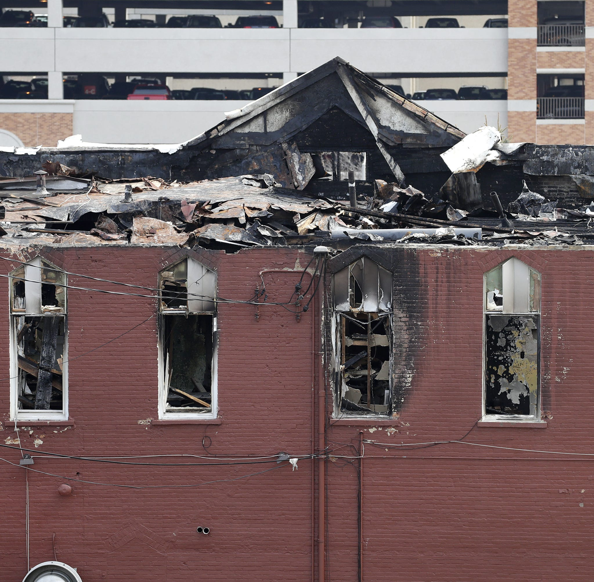 After devastating fire, downtown Appleton building to be demolished within two weeks