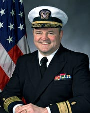 "Toms River Councilman Maurice B. ""Mo"" Hill Jr. is a retired Rear Admiral in the U.S. Navy"