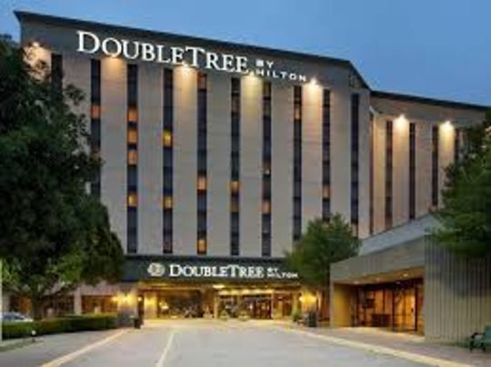 A DoubleTree by Hilton hotel in Dallas.