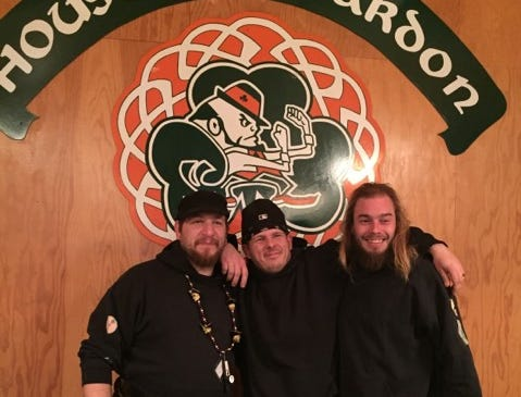 The Susquehanna Pirate Kazoo Band found a home at House of Reardon.