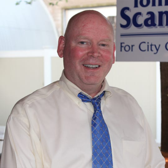 Tom Scanlon is running for re-election for Binghamton City Council. Scanlon currently represents the District 7 seat.